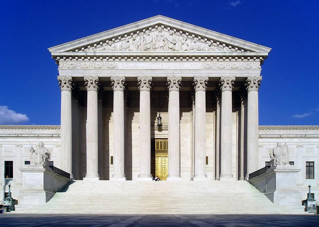 Matt Wade's Picture of the U.S. Supreme Court